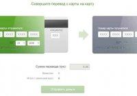Как пополнять банковскую карту через банковскую карту?