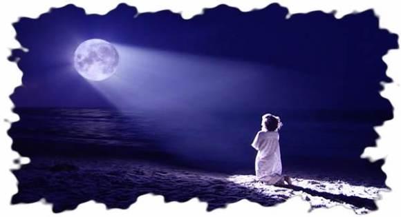 Обряды в полную Луну