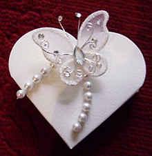 Свадебная бабочка