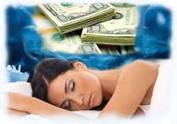 Сон - бумажные деньги