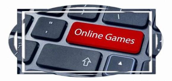 Игры в интернете
