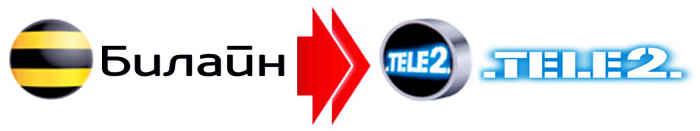 Билайн - Теле2